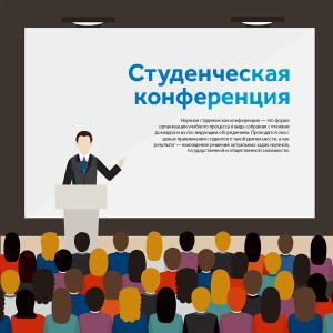 Студенческая конференция: познай себя и стань заметнее