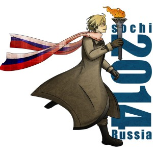 SOCHI 2014 или как студенту применить себя на Олимпийских играх
